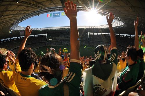 [ConfederationsCup] Brasil vs Mexico : 08