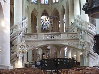 Sainte Etienne-du-Mont, Paris