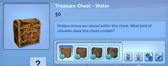 Treasure Chest - Water
