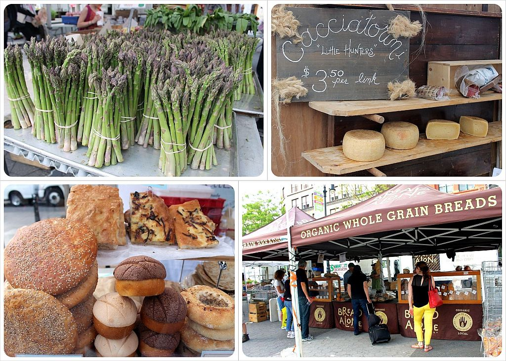 Union Square Farmers Market New York