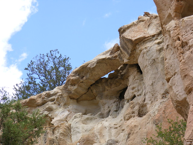 New Mexico Natural Arch NM-385