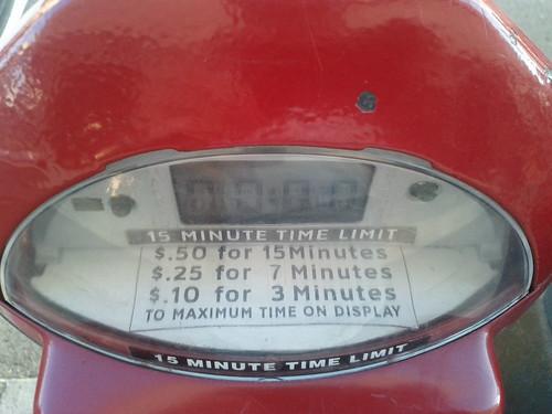 Regina meter