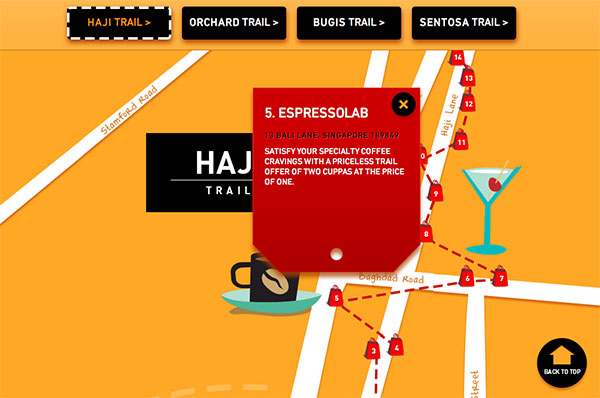 MasterCard GSS Bugis Trail preview