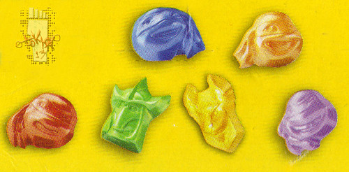 "BETTY CROCKSER :: ""Nickelodeon TEENAGE MUTANT NINJA TURTLES"" Fruit Flavored Snacks iv // ..snacks (( 2013 ))"