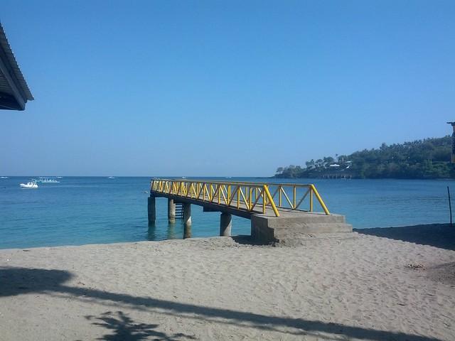 Пляж Сенгиги