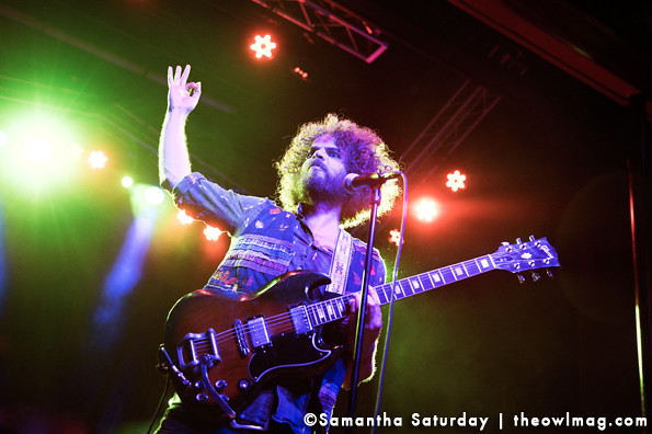 Wolfmother @ The Observatory, Santa Ana, Ca 7/17/2013