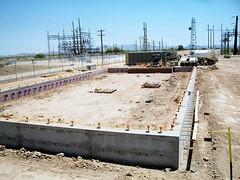 reinforced concrete, wall, transport, foundation, concrete, construction,