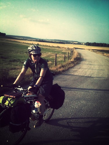 The Europe bicycle tour: Day 3 (17. July 2013)