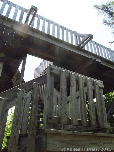 The Lookout Tower at High Point State Park, New Jersey