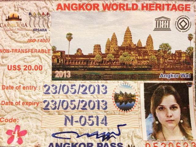 Angkor one day padd