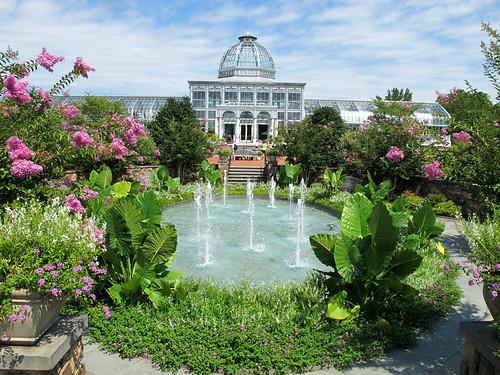 Lewis Ginter Botanical Garden Richmond Virginia