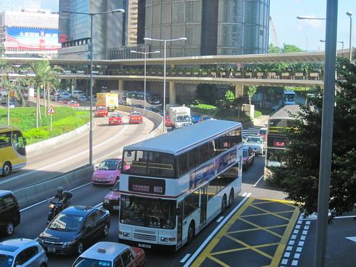 Hong Kong Morning Commute