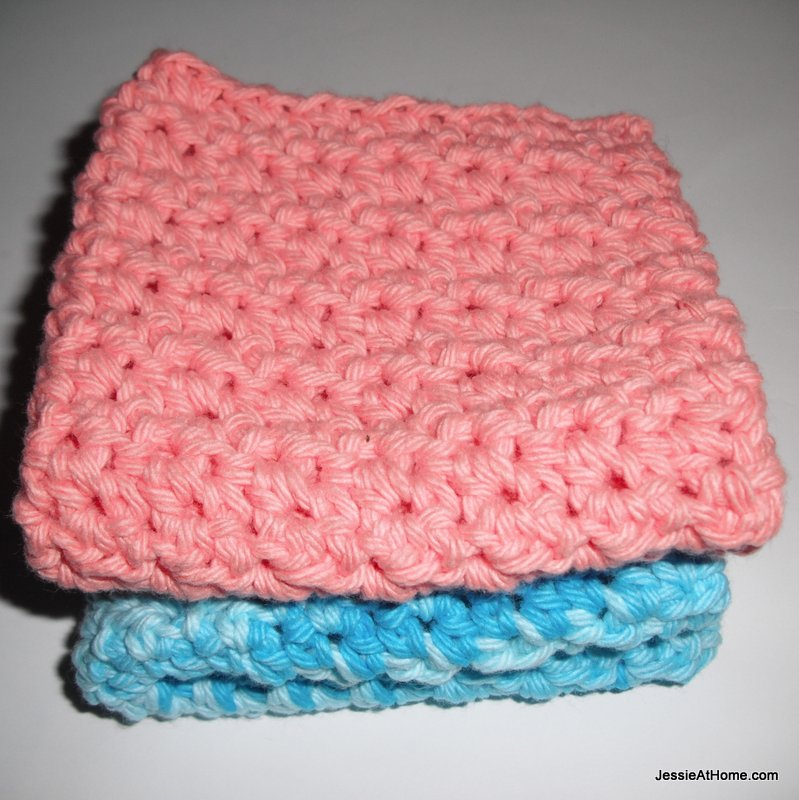 Washcloth-Spa-Set-Free-Crochet-Pattern