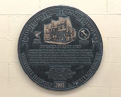 Photo of Black plaque number 8226