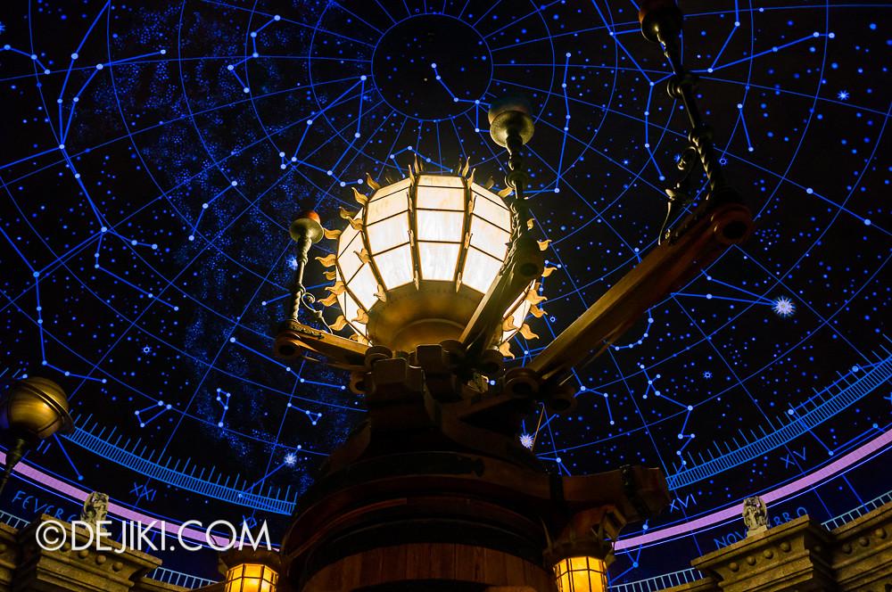 Tokyo DisneySea - Mediterranean Harbor / Fortress Explorations / Chamber of Planets / Planetarium