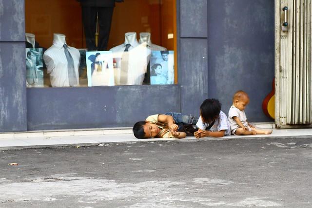 Street Children in the third world