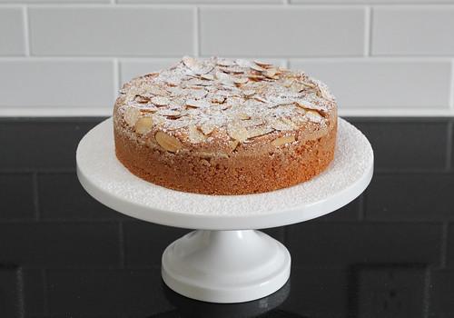 almond cake (gluten-free)