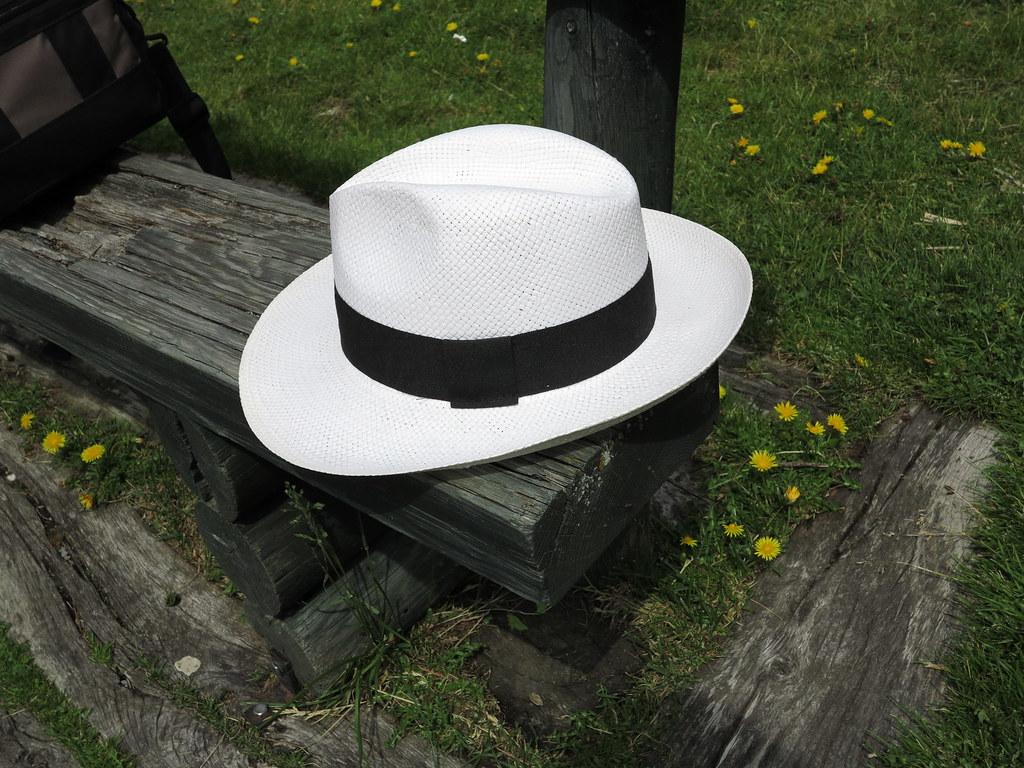 oda al sombrero