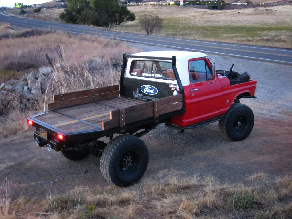 Wanted: photos of Bumpsides with flatbeds. - Page 3 - The