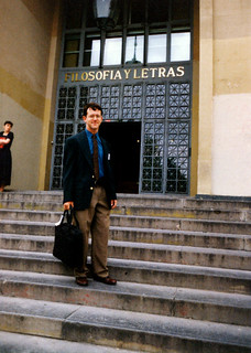 University Zaragoza -- Filosofia y Letras