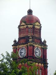 Yangon High Court Clock Tower