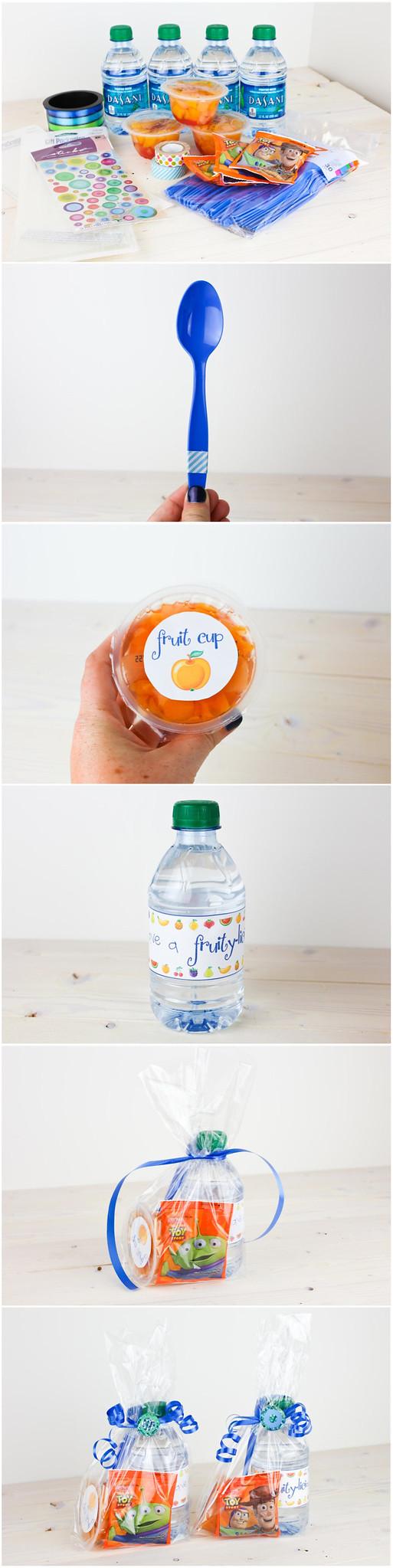 Healthy Preschool Snack