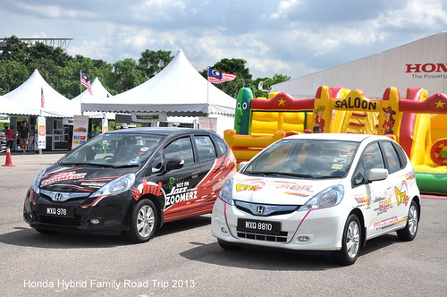 Honda Hybrid Family Road Trip 13