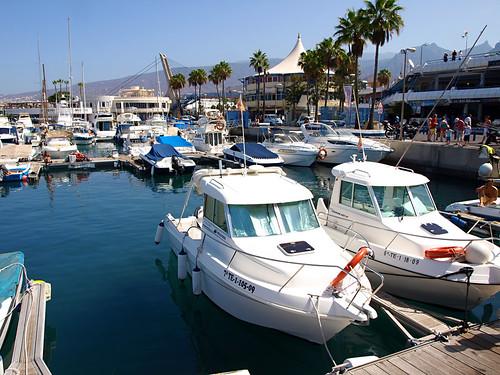 Puerto Colon Marina, Costa Adeje, Tenerife
