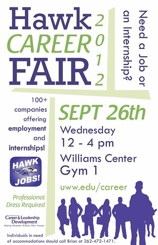 Hawk Career Fair