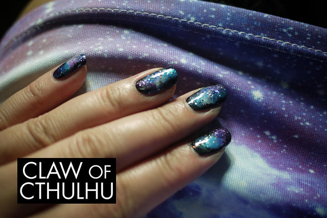 Rainbow Honey Outfits - Galaxy Nails
