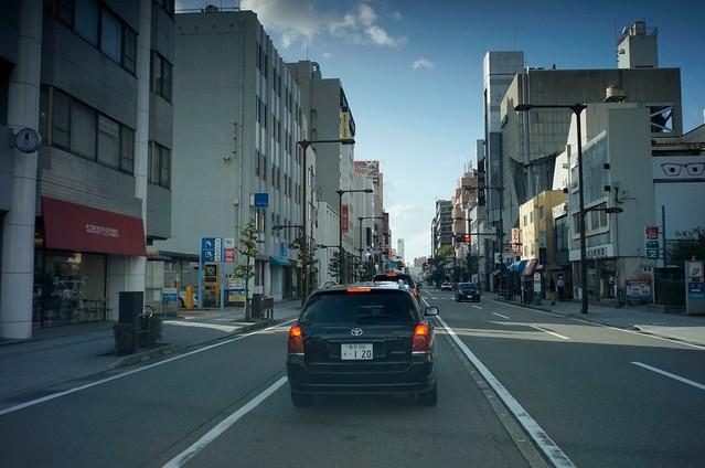 KANAZAWA DRIVE 2 片町周辺