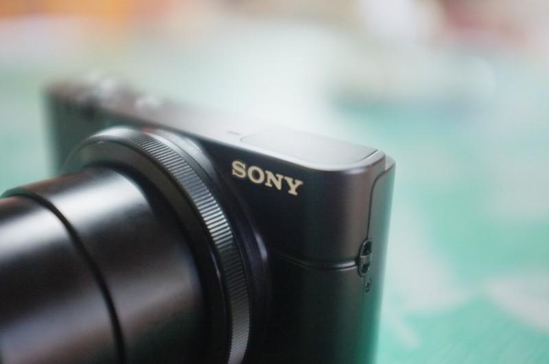 RX100 - Sony Logo