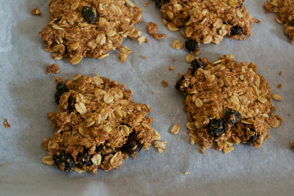 sweetpea pantry oat cookies baked