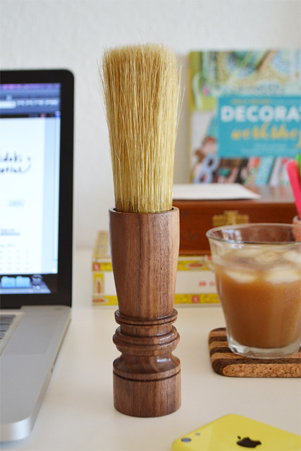 Desktop Dust Brush