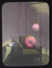 Living room, circa 1930s