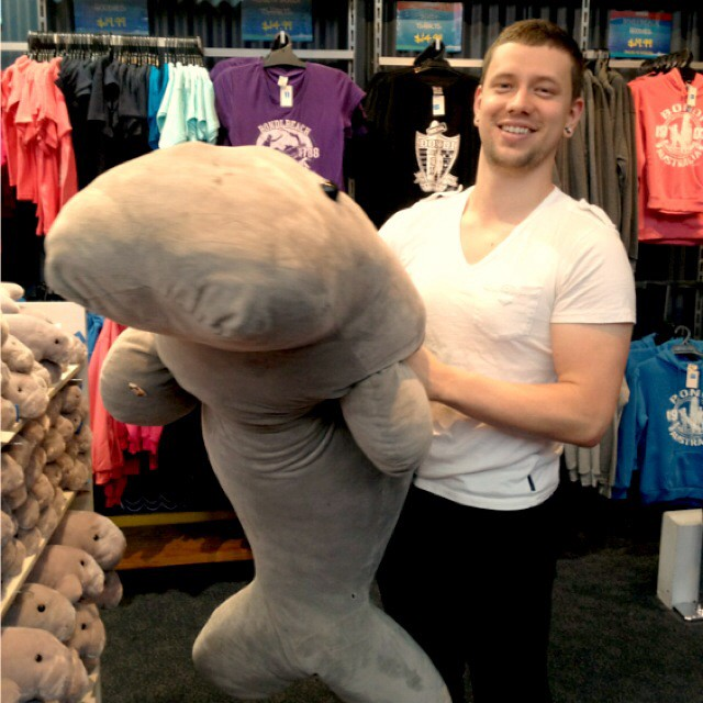 Dale and the dugong
