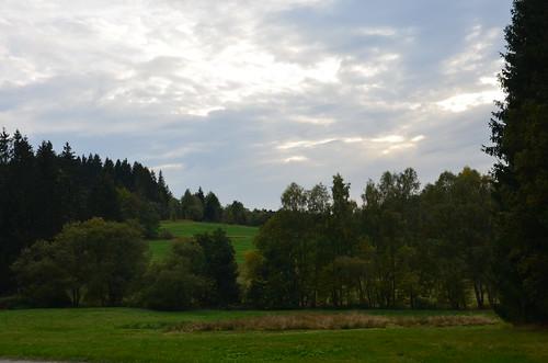 mitten im Frankenwald