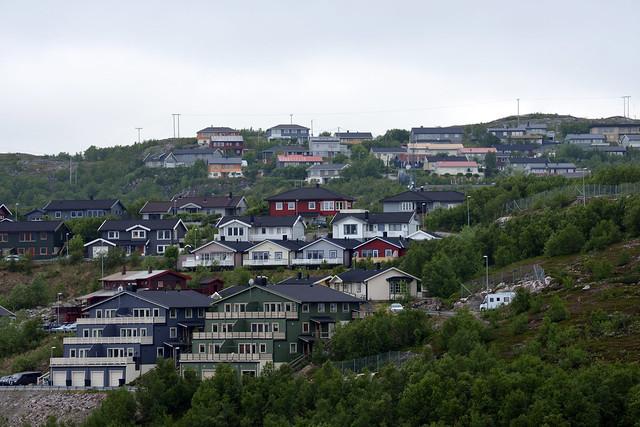mobile norge Kirkenes