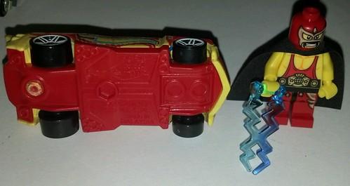 LEGO Luchador