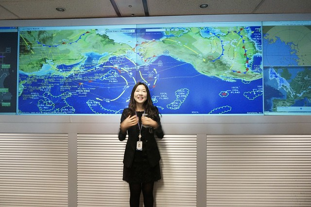 Korean Air Building - Korea - Aviation Facility Tour - asian on air blogger-015