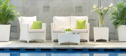 ohmm outdoor sofa set
