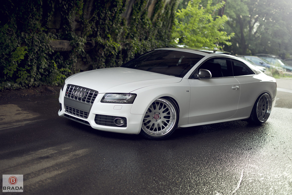 Showing Off The Killer Audi S5 On Our Brada Br10 S