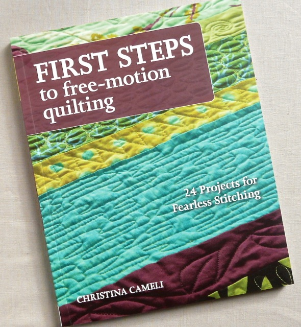 Review: First Steps to Free-Motion Quilting