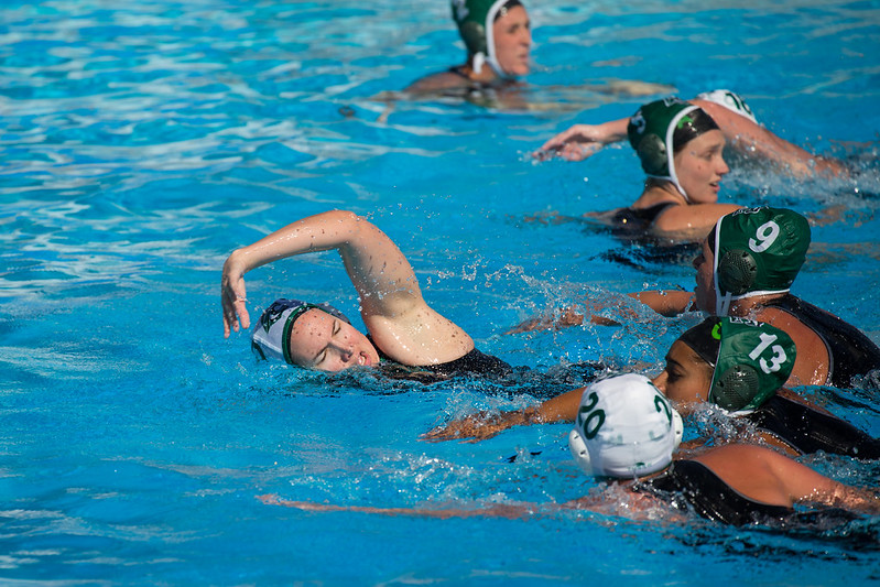 Custa Women's Water Polo Alumni Game