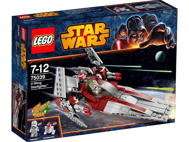 LEGO Star Wars 75039 - V-Wing Fighter