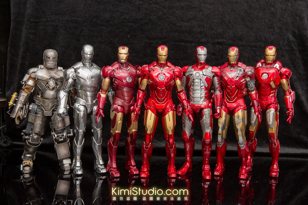 2013.10.31 Hot Toys MMS208 Iron Man Mark 21-029