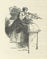 Image taken from page 432 of 'The Book of Ballads Ancient and Modern. With illustrations'