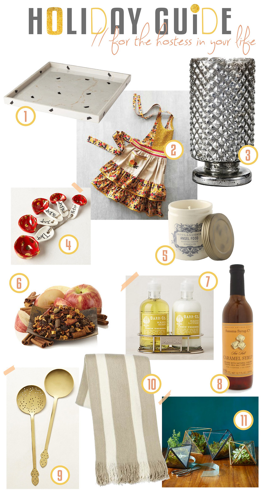 holiday guide - for the hostess