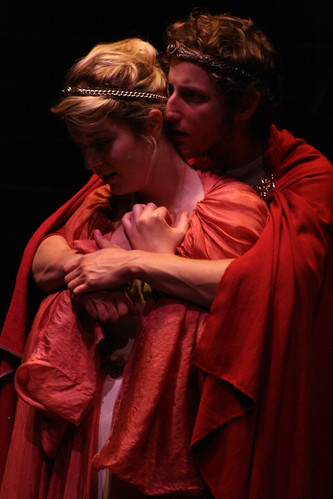 Intern/Apprentice Project: Macbeth (dir Rick Barbour, photo Kathy Christenson)