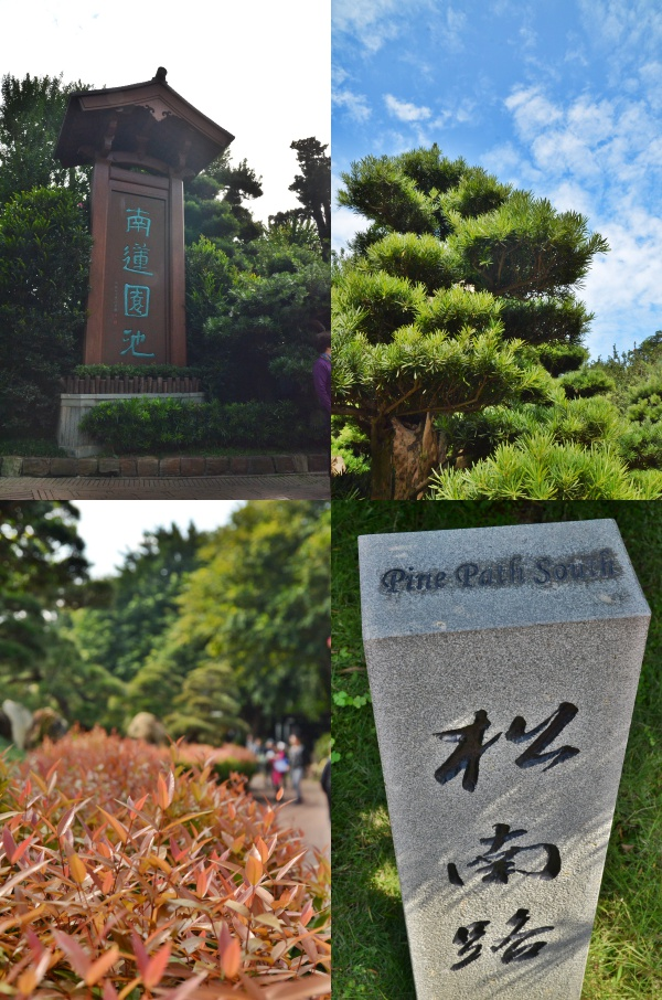 Nan Lian Garden Collage